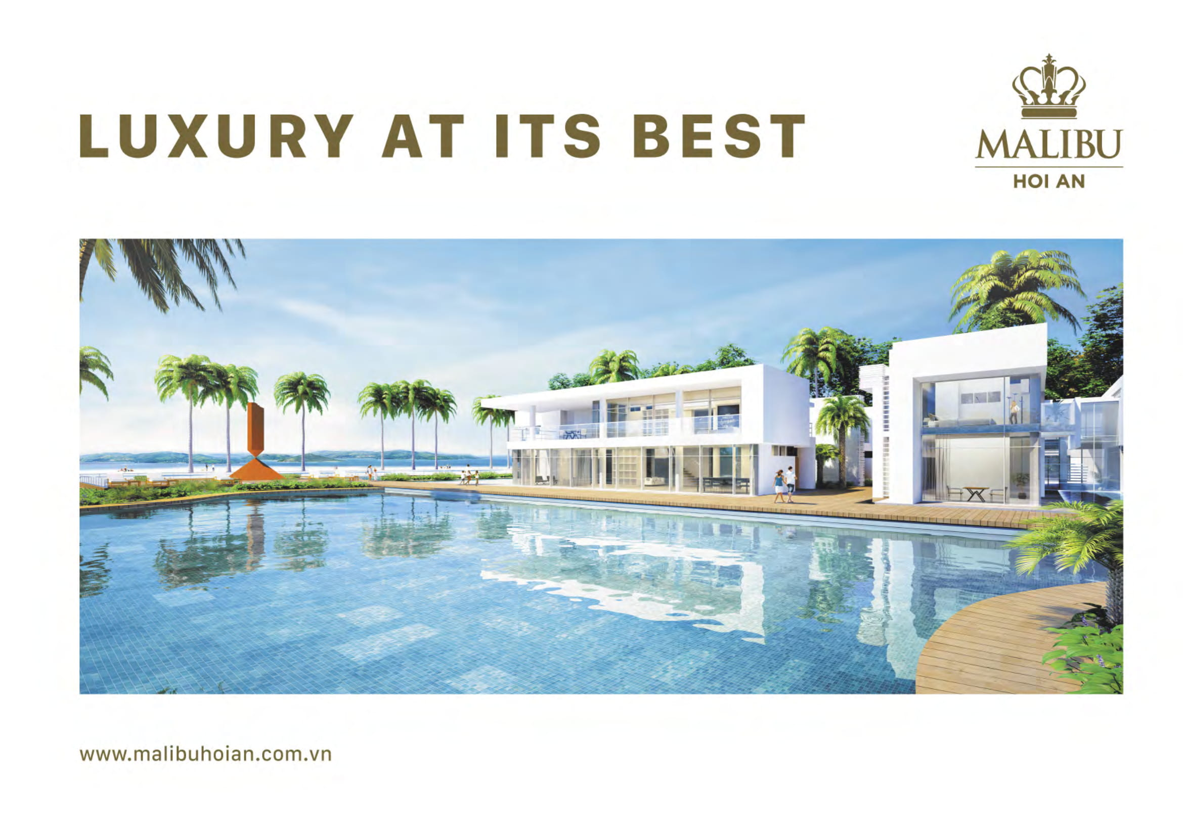 Malibu Hoi An - The Official Presentation Ceremony on December 9, 2018